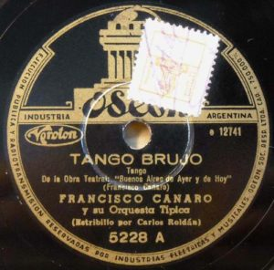 tango brujo