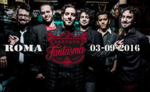 Sexteto Fantasma 2016