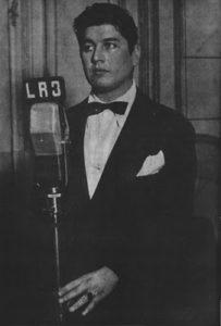 Raul Beron en 1943
