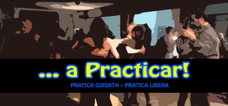 a practicar