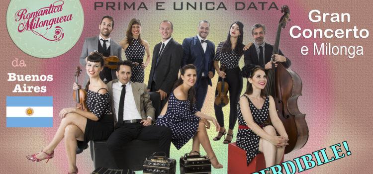 Foto Orquesta Romantica Concerto Roma 2018